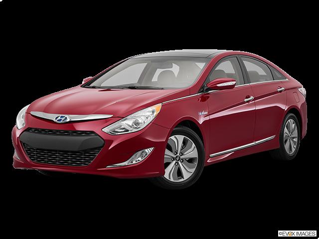 2015 Hyundai Sonata Hybrid photo