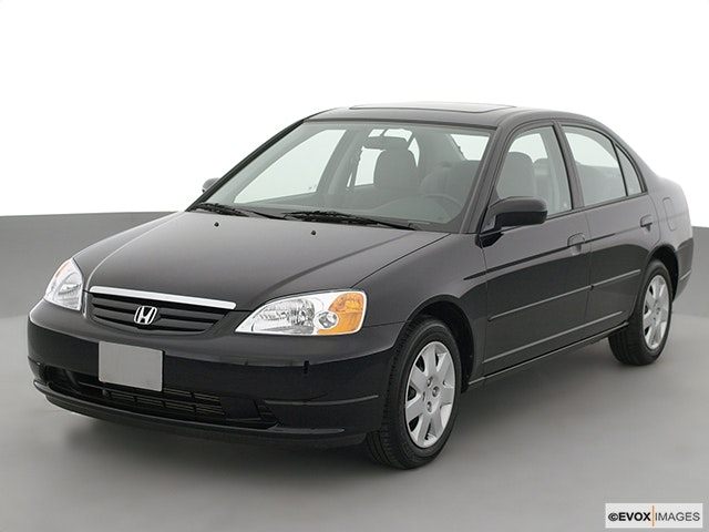 2002 Honda Civic Review