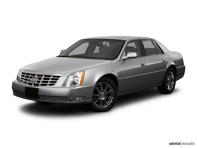 2008 Cadillac DTS Review