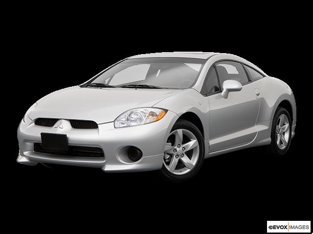 2008 Mitsubishi Eclipse Review
