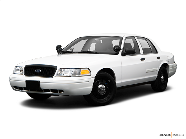 2009 Ford Crown Victoria Review