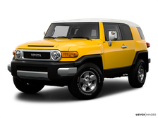 2009 Toyota FJ Cruiser Review