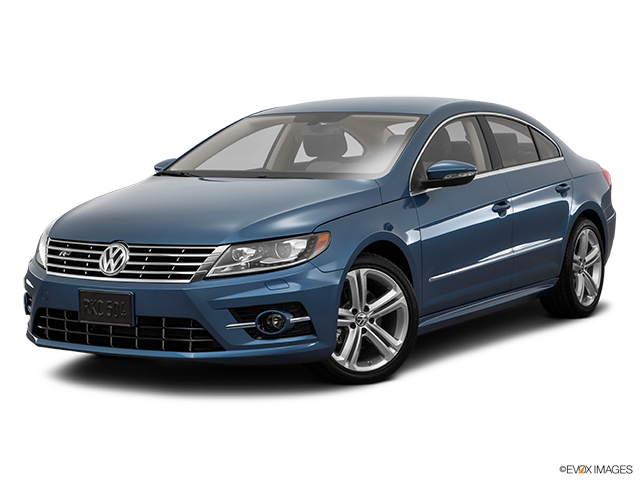 2016 Volkswagen CC Review