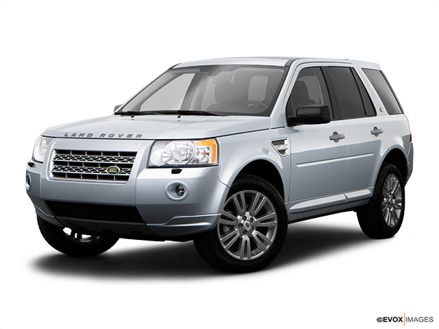 2009 Land Rover LR2 Review