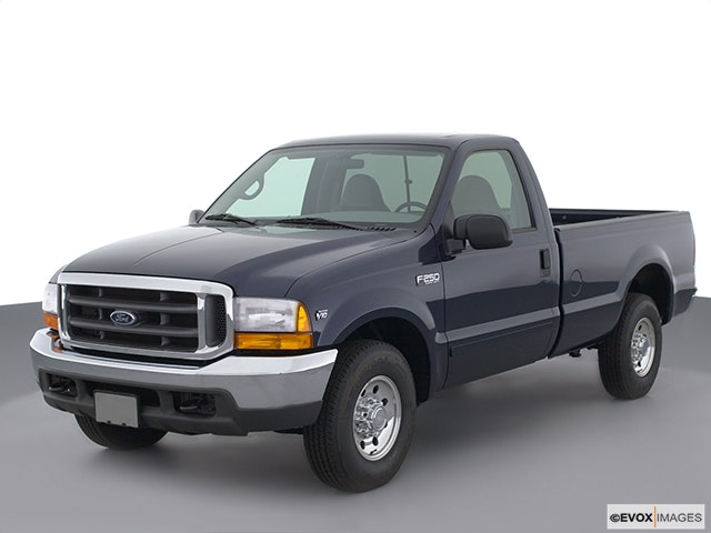 2003 Ford F-250 Super Duty Review