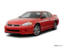 2006 Chevrolet Monte Carlo Review