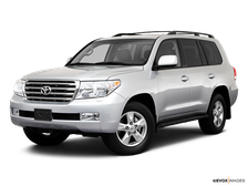 2010 Toyota Land Cruiser Review