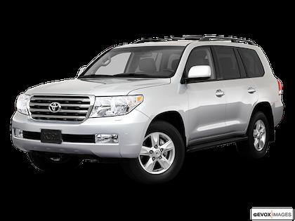 2010 Toyota Land Cruiser photo