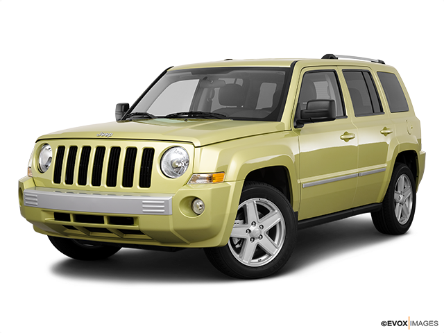 2010 Jeep Patriot Review