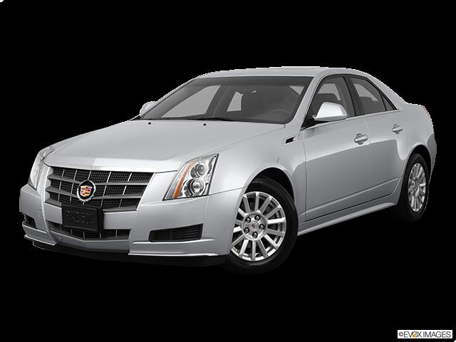 2011 Cadillac CTS Review